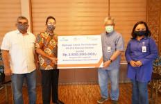 Tanda Mata untuk Negeri, Bank BJB Dukung GN Lingkaran BPJS Ketenagakerjaan - JPNN.com