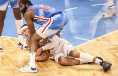 James Harden Langsung Ukir Triple-Double Saat Debut Bersama Brooklyn Nets - JPNN.com
