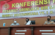 Kombes Ratna Beber Cara Mengidentifikasi 5 Korban Sriwijaya Air SJ 182 - JPNN.com