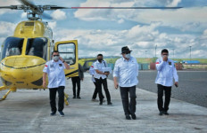 Semeru Erupsi, Ketua DPD Imbau Warga Tingkatkan Kewaspadaan - JPNN.com
