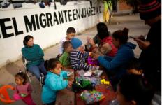 Jadi Korban Pandemi dan Kekerasan, Kini 8.000 Orang Imigran Pilih Serbu AS - JPNN.com