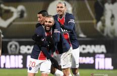 Gol Tunggal Bawa PSG ke Puncak Klasemen - JPNN.com