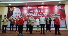 """Senator Fahira Idris Mencari 'Pahlawan Darah"""" di Masa Pandemi"""