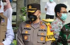Kasdim Mayor Sugeng Dikabarkan Meninggal Usai Divaksin Covid-19, AKBP Arief Langsung Bergerak - JPNN.com