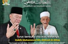 LaNyalla Berduka, Ulama Karismatik Habib Muhammad bin Ahmad Al-Attas Meninggal Dunia - JPNN.com