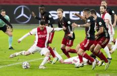 Selisih Ajax Dengan Peringkat Kedua Hanya 3 Angka - JPNN.com
