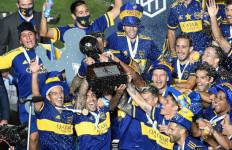 Boca Juniors Menjuarai Diego Maradona Cup - JPNN.com