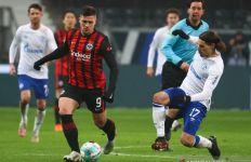 Luka Jovic Langsung Gebrak 2 Gol Begitu Pulang ke Frankfurt - JPNN.com