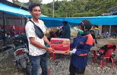 Sukarelawan dari Mimika Bantu Korban Gempa Sulbar - JPNN.com