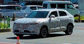 Spesifikasi Honda HR-V 2021 Diungkap Jelang Debut