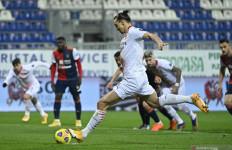 Ibrahimovic menggebrak, 2 Gol Tercipta - JPNN.com