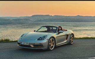Porsche Boxster 25 Years Edition Dirilis, Berikut Spesifikasi dan Harganya