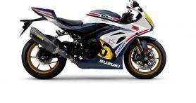 Suzuki GSX-R1000R Edisi Pembalap Legendaris, Keren!