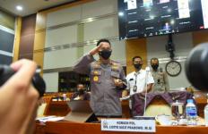 Jokowi Pilih Listyo Calon Tunggal Kapolri, Moeldoko: Jangan Diartikan Macam-macam - JPNN.com