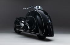 Modifikasi BMW R 18 Classic: Fairing depan Dibuat Mirip Mobil - JPNN.com