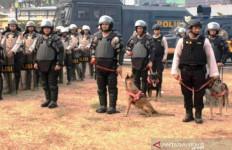 Personel Brimob Bersenjata Lengkap Telah Disiagakan, Siap Berangkat - JPNN.com