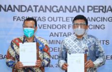 Jurus BRI Dukung Kemajuan Industri Lewat Fasilitasi Layanan Keuangan - JPNN.com