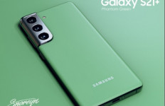 Samsung Galaxy S21 Plus Punya Varian Warna Baru, Begini Penampakannya - JPNN.com