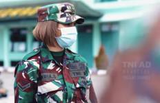 Serda Maria Berambut Pirang, Mengaku Sering Ditegur Atasan, Oh Ternyata - JPNN.com