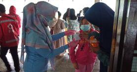 Korban Banjir Bandang Puncak Bogor Trauma, Melamun, Sesekali Meneteskan Air Mata