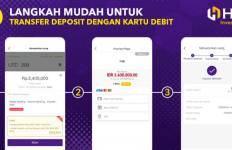 Permudah Transaksi Trading Forex, HSB Hadirkan Fitur Transfer Deposit Lewat Kartu Debit - JPNN.com
