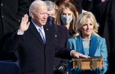 Ada Aksi Joe Biden yang Tak Terduga saat Situasi Masih Tegang, Gedung Putih Dijaga 25 Ribu Tentara - JPNN.com
