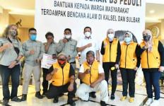 Bamsoet dan Gerak BS Kirim Bantuan dan Relawan 4 Pilar untuk Korban Bencana - JPNN.com