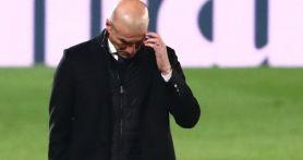 Zinedine Zidane Positif Tertulari Virus Covid-19