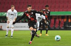 Pencetak Gol Terbanyak Liga Jerman Itu Amankan Kemenangan Bayern - JPNN.com