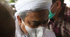Mohon Doanya dari Seluruh Masyarakat untuk Kesembuhan Habib Rizieq