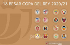 Hasil Lengkap Copa del Rey: Barcelona Diuntungkan! - JPNN.com