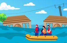 10 Ruas Jalan di Jakarta Tergenang Banjir - JPNN.com