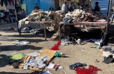 Banjir Darah di Pasar Baghdad, Pertanda Kebangkitan ISIS? - JPNN.com