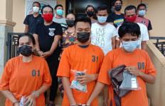 Kampung Narkoba Digerebek Polisi, Nih Hasilnya - JPNN.com