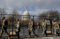 200 Tentara AS Penjaga Pelantikan Biden Dinyatakan Positif COVID-19 - JPNN.com