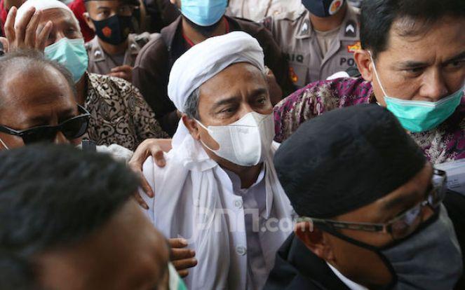 Ada Masalah Baru Lagi Menyeret Habib Rizieq, Sugito: Kami Harus Hadapi