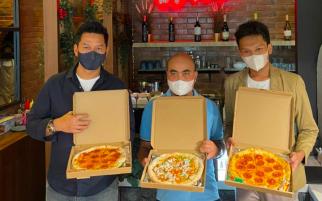 Inilah Konsep Pizza Custom Pertama di Indonesia, Bisa Coba Sesuai Selera Pelanggan
