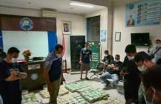 Detik-detik Penyelundupan 131 Kg Sabu-sabu Digagalkan BNN Sumsel, Memuaskan - JPNN.com