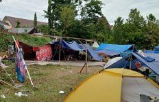 Pengungsi Gempa di Mamuju Keluhkan Mahalnya Harga LPG 3kg - JPNN.com