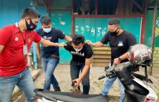 Hamdalah Pemuda Ini Sudah Ditangkap Polisi - JPNN.com