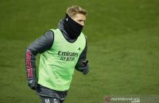 Lepas Ozil, Arsenal Malah Pinjam Pemain Real Madrid - JPNN.com