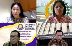 DPD RI dan FH UKI Bedah Kedudukan Tanah Adat Pasca-Lahirnya UU Ciptaker - JPNN.com