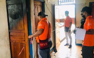 Rumah Ketua KPU Yahukimo Dibakar, Para Pelaku Kabur ke Gunung