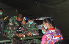 RS Lapangan TNI AD di Mamuju Tetap Layani Pasien - JPNN.com
