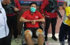 Buron Pelaku Begal Perwira Marinir Tertangkap, Lihat Pahanya, Simak Pengakuannya - JPNN.com