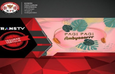 Gara-gara Joget, Program 'Pagi Pagi Ambyaaarrr' Ditegur KPI - JPNN.com