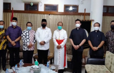 Bertemu Uskup Agung Jakarta, Gus Yagut Diskusikan Penguatan Moderasi Beragama - JPNN.com