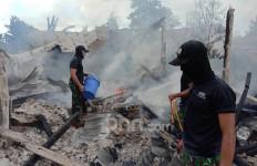 Hebat, Personel Satgas Taklukkan Si Jago Merah - JPNN.com