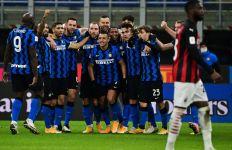 Inter Singkirkan AC Milan Secara Dramatis, Ada Kartu Merah dan Pergantian Wasit - JPNN.com