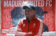 Rahmad Darmawan Ungkap Alasan Madura United Kembali Rekrut Bayu Gatra - JPNN.com